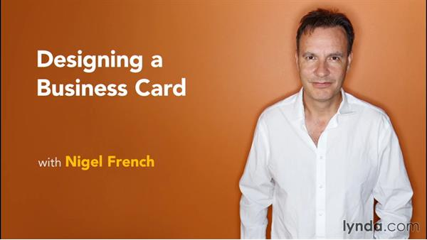 Goodbye: Designing a Business Card