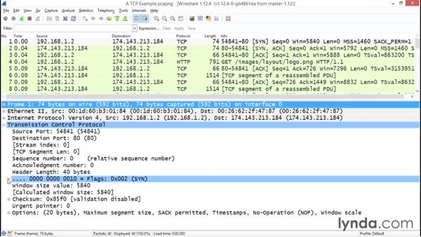 Dissecting the TCP three-way handshake: Troubleshooting Your Network with Wireshark