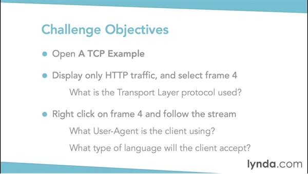 Challenge: Protocol discovery