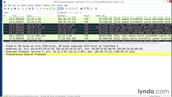 Navigating TCP transmission errors: Troubleshooting Your Network with Wireshark