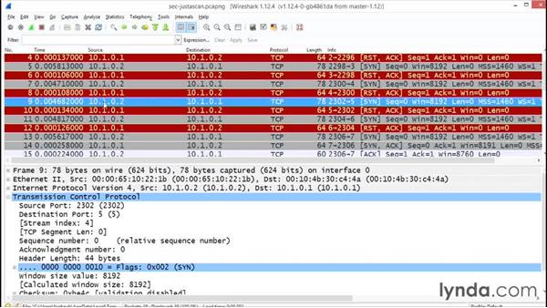 Detecting denial-of-service attacks: Troubleshooting Your Network with Wireshark