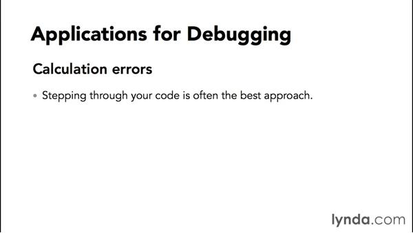 Discuss best approaches for different bugs: Debugging Scripts in Unity
