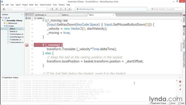 Debugging at runtime with the MonoDevelop IDE: Debugging Scripts in Unity