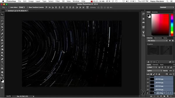 Stitching together stacks of stars: The Practicing Photographer
