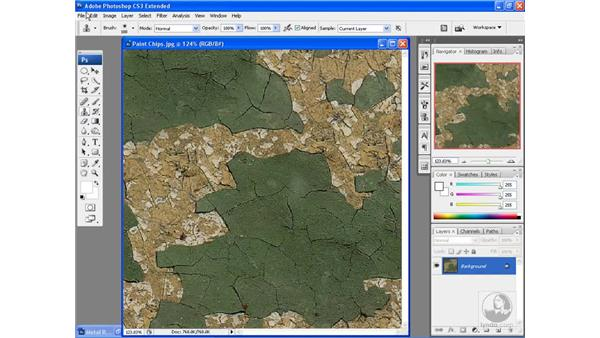 Using Photoshop to edit maps: 3ds Max 2009 Beyond the Basics