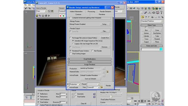Global Illumination: 3ds Max 2009 Beyond the Basics