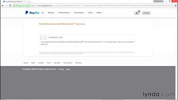 how to send money on paypal with a debit card
