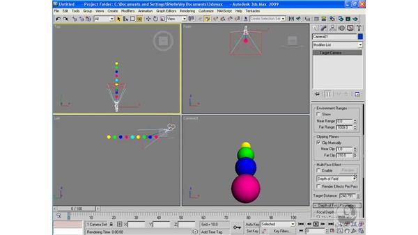Clipping planes: 3ds Max 2009 Beyond the Basics