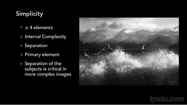 Composing for simplicity: Exploring Composition in Photography