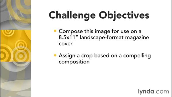 Challenge: Compose a landscape for an 8.5x11 magazine cover: Exploring Composition in Photography