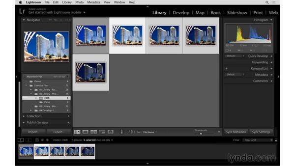 Tips and tricks for working with Photo Merge: Lightroom: 2015 Creative Cloud Updates