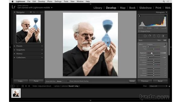 Modifying Adjustment Brush edits: Lightroom: 2015 Creative Cloud Updates