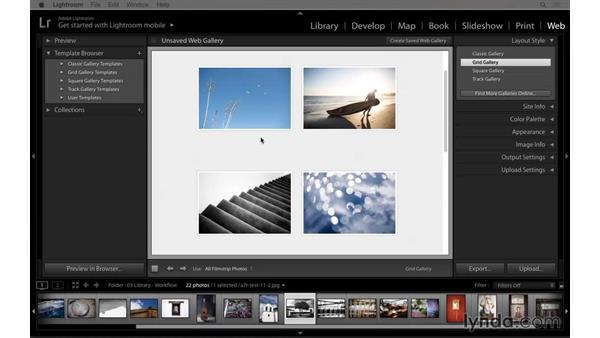 Next steps: Lightroom: 2015 Creative Cloud Updates