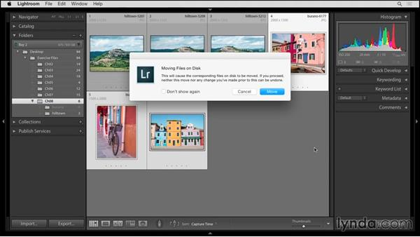 Avoiding missing photos: Up and Running with Lightroom 6 and Lightroom CC