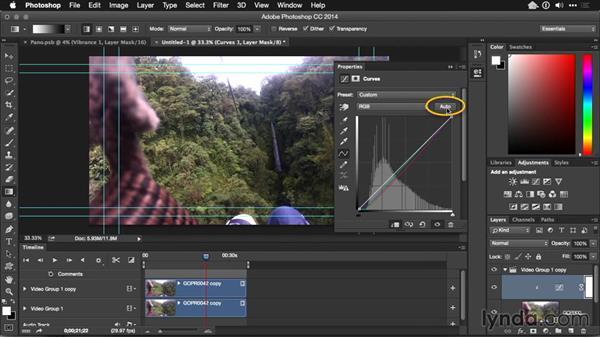 Postprocessing GoPro shots: Travel Photography: Costa Rica