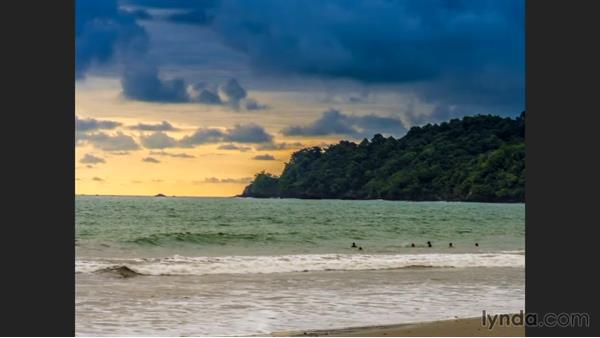Shooting photos of the ocean and the beachfront: Travel Photography: Costa Rica