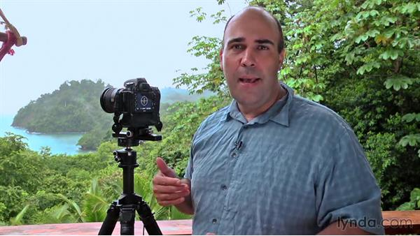 Capturing a sunset time lapse: Travel Photography: Costa Rica
