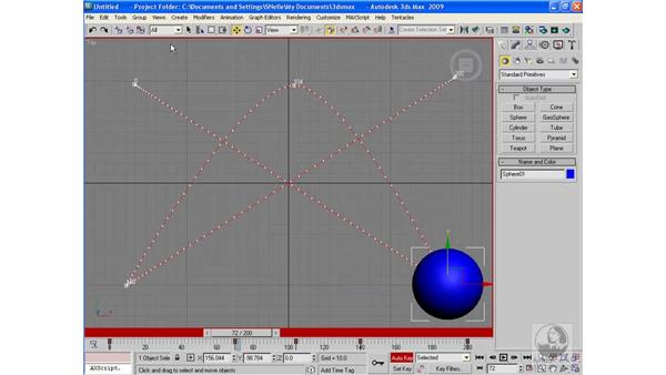 Animation display options: 3ds Max 2009 Beyond the Basics