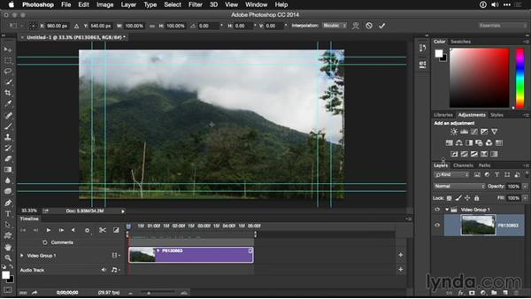 Capturing a time lapse of the volcano: Travel Photography: Costa Rica