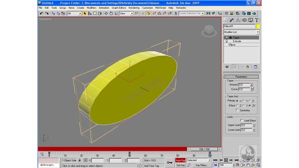 What can be animated in 3ds Max?: 3ds Max 2009 Beyond the Basics