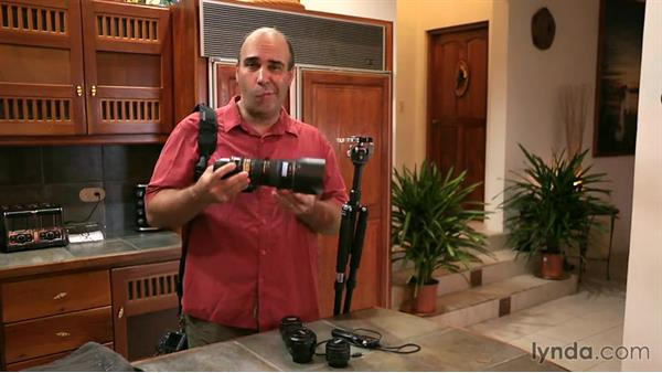 Packing smart for shooting in the city: Travel Photography: Costa Rica