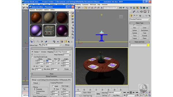 Using ActiveShade: 3ds Max 2009 Beyond the Basics