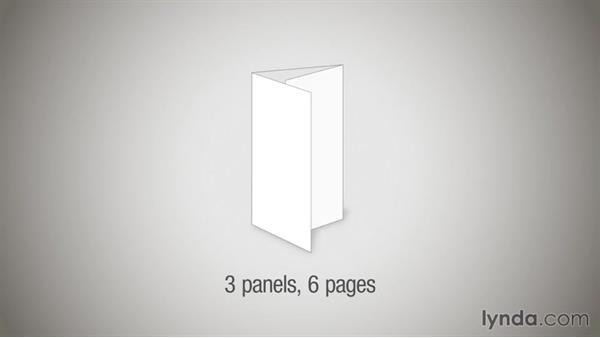 Panels vs. pages: Print Production Essentials: Folding