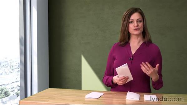 Broadside and short folding: Print Production Essentials: Folding