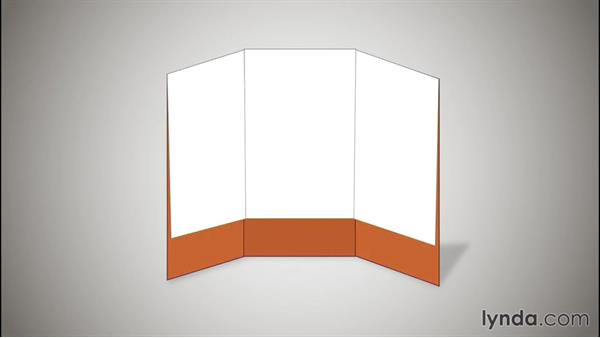 Short folds: Print Production Essentials: Folding