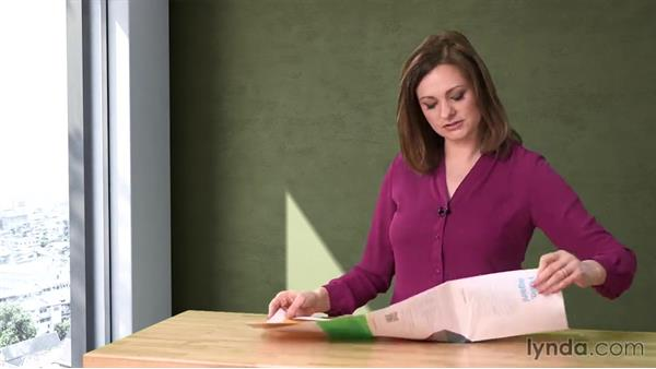 Folded solutions for mail: Print Production Essentials: Folding