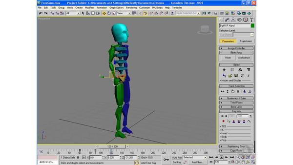 Free-form animation: 3ds Max 2009 Beyond the Basics