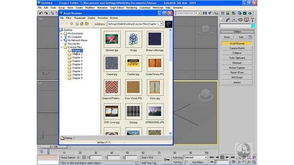 The Asset Browser: 3ds Max 2009 Beyond the Basics