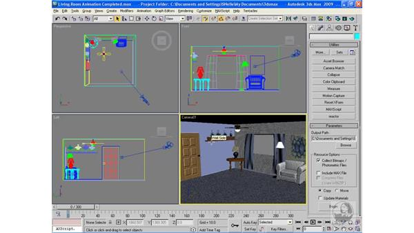 The Resource Collector: 3ds Max 2009 Beyond the Basics