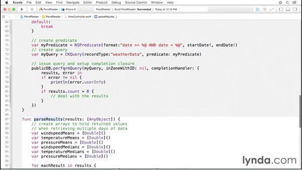 Updating the iPhone UI: Code Clinic: Swift