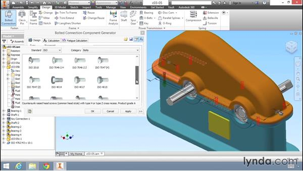 Working with standards-based tools: Migrating from AutoCAD to Inventor