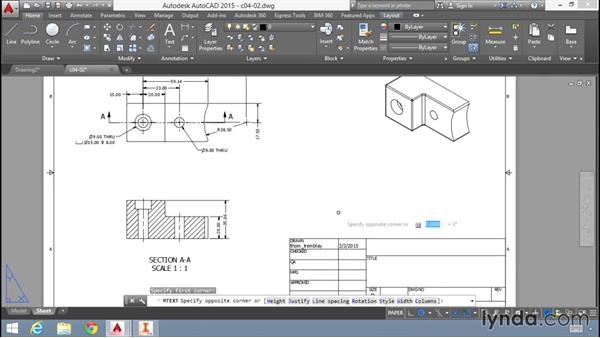 Editing an Inventor  DWG file with AutoCAD