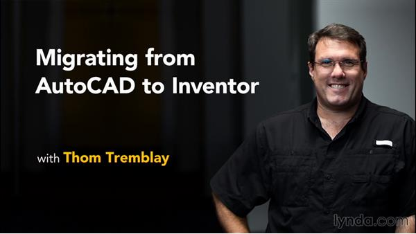 Next steps: Migrating from AutoCAD to Inventor