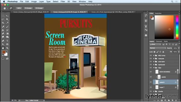Project overview: Creating Commercial Illustrations