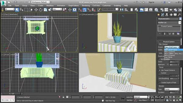 Welcome: 3ds Max 2016 New Features