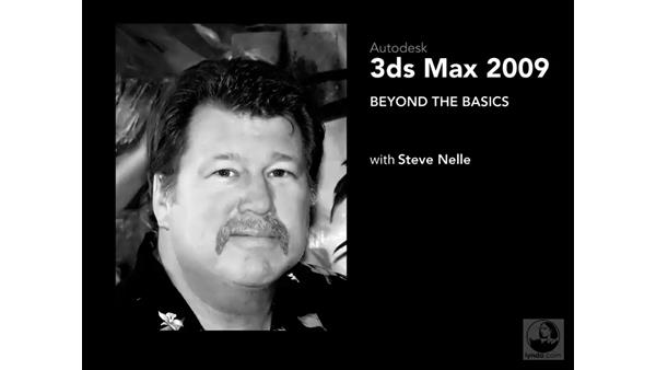 Welcome: 3ds Max 2009 Beyond the Basics