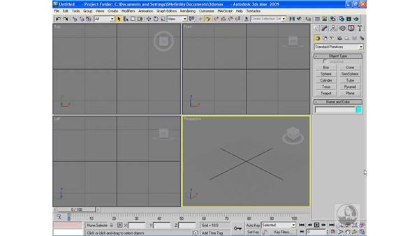 How to use this course: 3ds Max 2009 Beyond the Basics