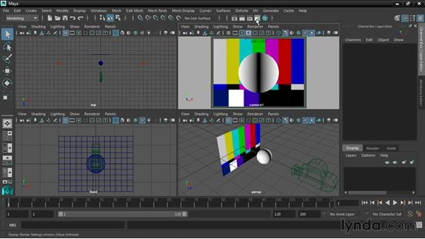 Understanding color management: Maya 2016 New Features