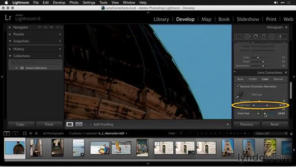 Removing chromatic aberration: Using and Creating Lens Profiles in Adobe CC Applications