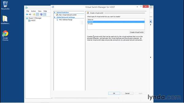 Setting up the network: SharePoint 2013 Installing and Configuring a Test Environment
