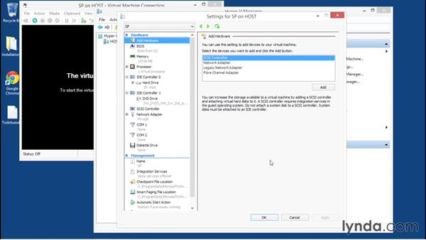Installing the Server 2012 OS: SharePoint 2013 Installing and Configuring a Test Environment