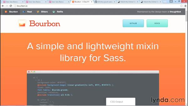 Using Sass for what it's best at: WordPress: Developing with Sass and Grunt.js