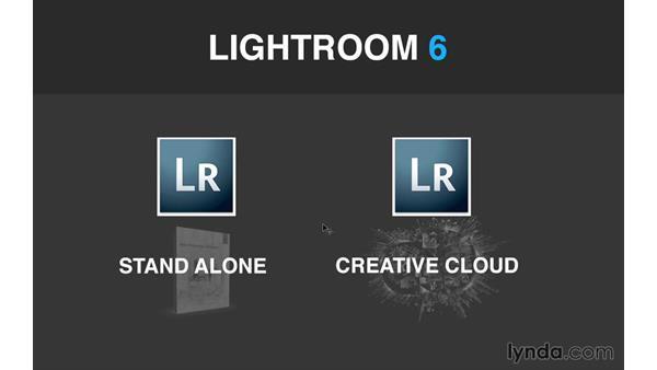 Lightroom 6 and Lighroom CC: Lightroom 6 Essential Training