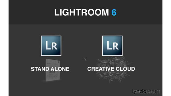 Lightroom 6 and Lighroom CC: Lightroom CC Essential Training (2015)