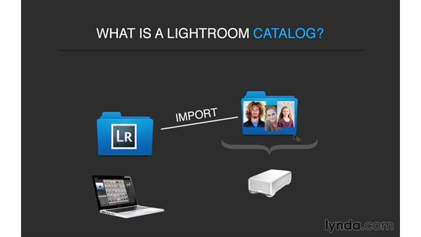 What is a catalog and why does it matter?: Lightroom CC Essential Training (2015)