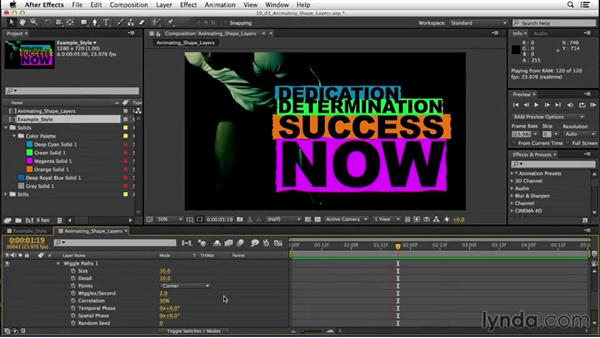 Finishing your video with color correction, graphics, and sound: Getting Started with Video Production and Editing